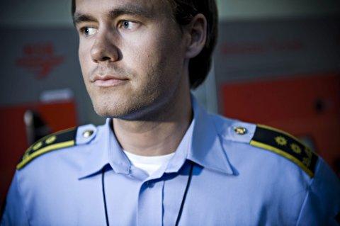 BEKREFTER SIKTELSE: Politiadvokat Stian Sjølie Johannessen.  FOTO: LISBETH ANDRESEN