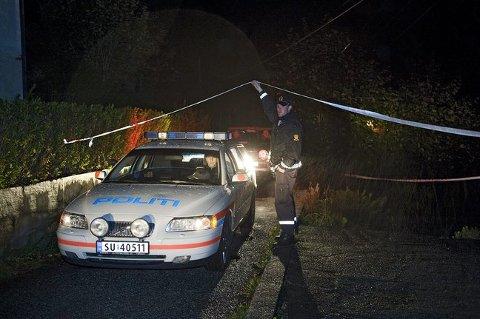 Ferdig etterforsket:  Politiet har avsluttet etterforskningen av Follese-drapet. 61 år gamle Jorunn Marianne Knutsen ble funnet knivdrept i sitt hjem i september. Hennes sønn ringte selv politiet og tilsto ugjerningen.                                      FOTO: EIRIK HAGESÆTER