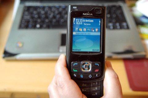 Mange nordmenn er mobilavhengige i jobbsammenheng.