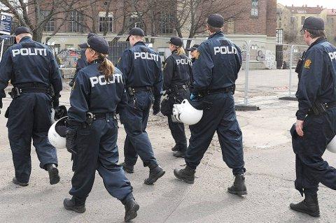 Politiet blir med på den store streiken mot endringene i arbeidsmiljøloven 28. januar.