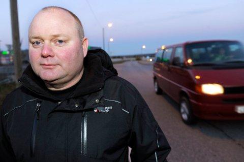 MØTTE DRAPSMANNEN: Are Tomasgard skulle holdt foredrag på Utøya fredag. FOTO: GEIR EGIL SKOG