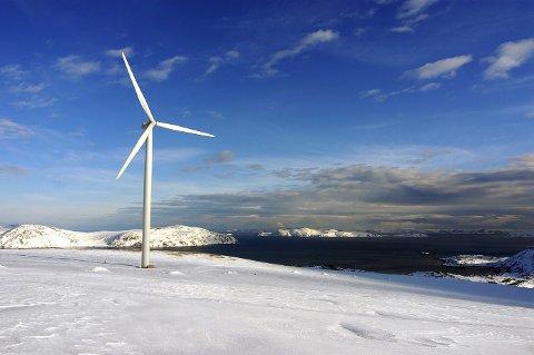 FEFO I VINDEN: Finnmarkseiendommen har en stor eierandel i Finnmark Kraft . Nå vil sistnevnte selskap bygge vindmøller på førstnevntes grunn.