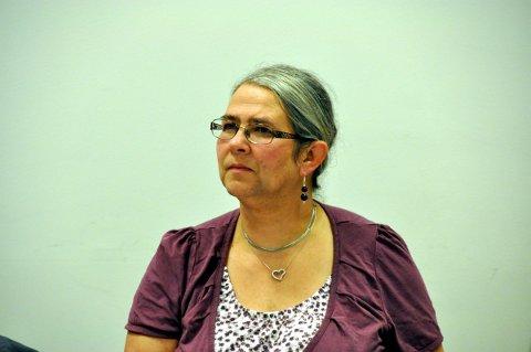 Lillian Rasmussen ble mandag kveld konstituert som ny ordfører i Moskenes kommune.