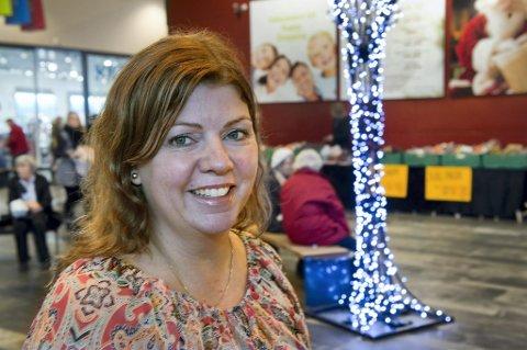 KJØPESTERKE KUNDER: Monica Nyland mener hun har fått flere kjøpesterke kunder. Derfor mener hun uttrykket «Harryhandel» kan avlives.
