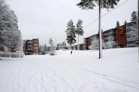 En person ble kjørt til Ullevål etter å ha blitt slått i hodet med et balltre av ukjente gjerningsmenn på Skårer i Lørenskog.