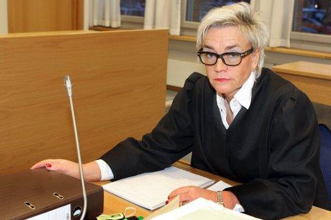 BISTANDSADVOKAT: Gunhild Lærum fra advokatfirmaet Næss, Lærum, Lier og Stende. FOTO: KAY STENSHJEMMET