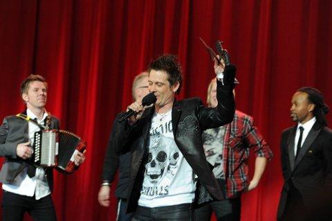 Plumbo med vokalist Lars Erik Blokkhus får stille i MGP.
