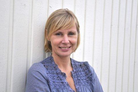 Slutter: Tove Berget slutter i Larvik Håndballklubb. Hun er ansatt i en nyopprettet prosjektstilling i Destinasjon Kristiansund og Nordmøre. (Arkivfoto)