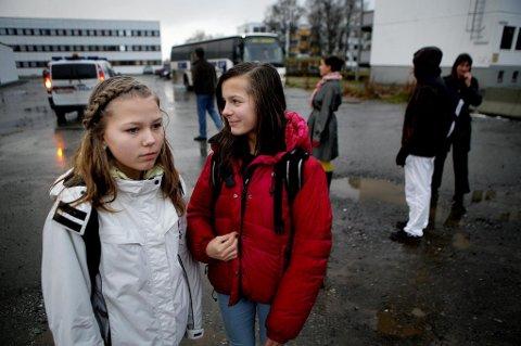 FRITT SKOLEVALG?: Utdanningsforbundet ønsker ikke fritt skolevalg velkommen i Tromsø. Illustrasjonsfoto.