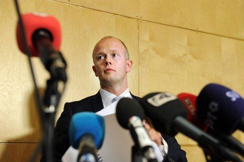 Svein Holden og Inga Bejer Engh mottar mandag politiets tiltaleforslag.