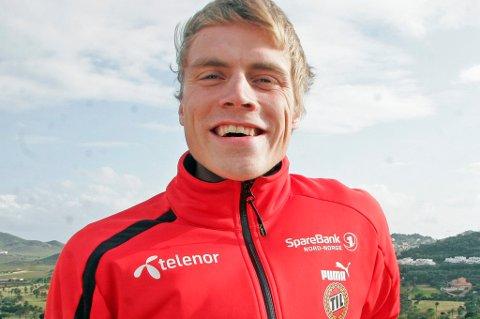 ØNSKET AV BENFICA: Storklubben henvendte seg til TIL angående Ruben Yttergård Jensssen før det internasjonale overgangsvinduet stengte.