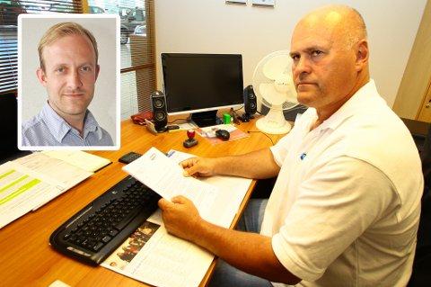 Et sterkt kritisk søkelys som vil bli rettet mot Albert Hæhres firma Hæhre Entreprenør i ukene som kommer, skriver Bygdeposten-redaktør Øystein Sørumshagen (innfelt).