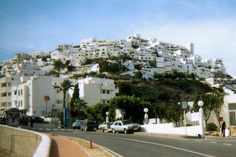 Mojacar er en liten idyll på Solkysten.