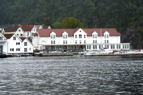 Ryfylke Fjordhotell i Suldal i Rogaland.
