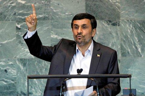 Israel og USA utelukker ikke militære angrep mot Irans atomanlegg, dersom ikke president Mahmoud Ahmadinejad stanser eller reduserer sitt omdiskuterte program.