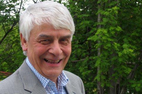 Ronald Rindestu (1942 - 2012)