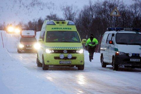OMKOM: To tromsømenn var fettere, omkom i lørdagens snøskred på Kvaløya.