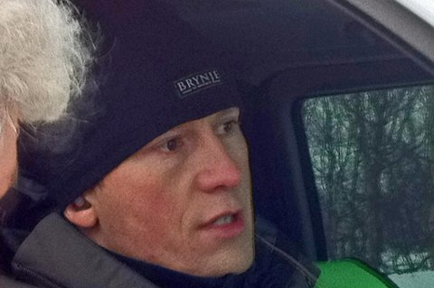 Politiets innsatsleder Eirik Ruud-Røhne