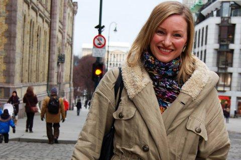 SVs Inga Marte Thorkildsen vil ha nyorientering i treforedlingsindustrien med statlig kapital i ryggen.