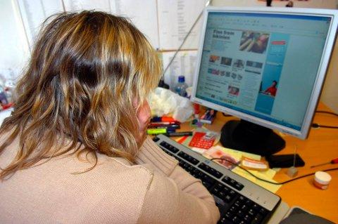 Arbeider du mye overtid, øker risikoen for å få depresjoner til det dobbelte.