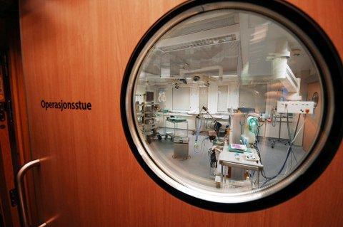281.000 pasienter ventet på behandling ved siste årsskifte. Foto: Bjørn A. Hansen