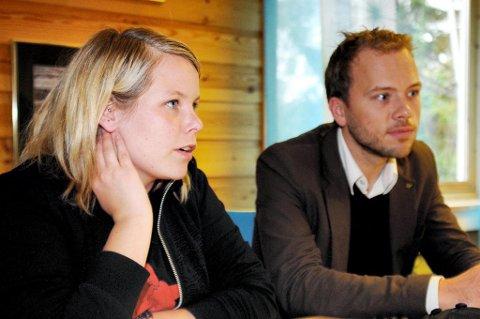 FORSVINNER: Nessebyborger og statssekretær Kirsti Bergstø går av sammen med barne- og likestillingsminister Audun Lysbakken.