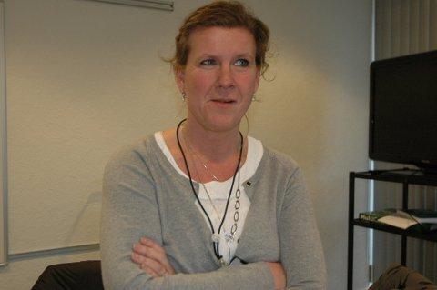 Ordfører i Jevnaker, Hilde Brørby Fivelsdal.