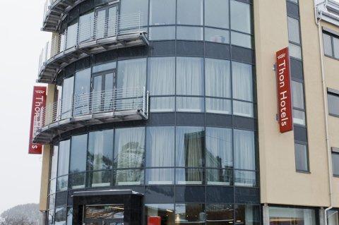 Groovy Halden Arbeiderblad - Ny eier hos Thon Hotel RY-56