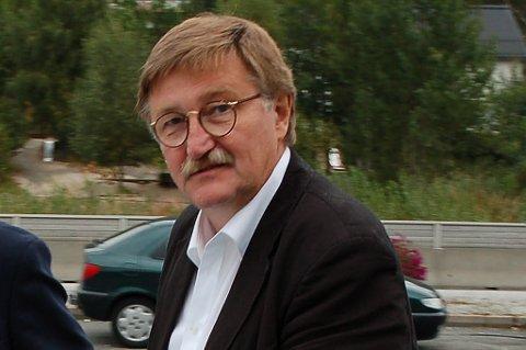 Oddvar Johansen i Kritt arkitekter mener det bør lages en ny reguleringsplan for Holmen