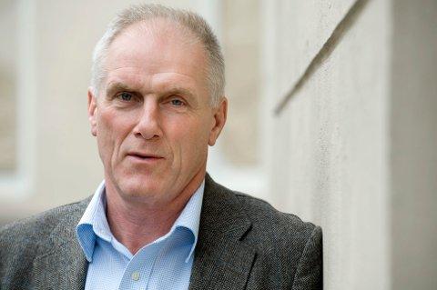 Tidligere rådmann Per Egil Pedersen har sagt ja til jobben som daglig leder av Halden Byutvikling AS. Arkivfoto: Stein Johnsen