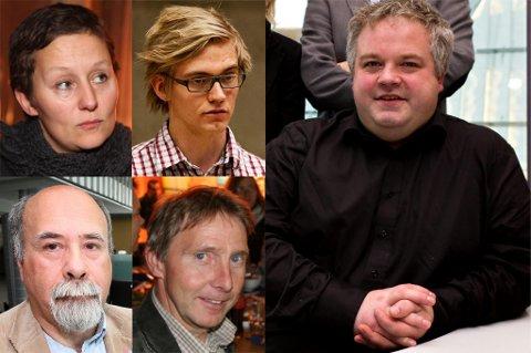 KRONIKK: Peter Reinholdtsen går hardt ut mot politikerne Kristin Røymo, Brage Sollund, Eduardo Da Silva og Jens Ingvald Olsen.