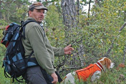 Olav A. Schrøder mener fiskeforbudet er et grovt overtramp på allemannsretten. (ARKIVFOTO)