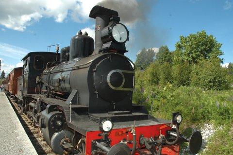 15 år etter forrige film kommer en ny film om Krøderbanen. Regissør er Dagfinn Lunner.