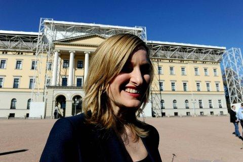 Inga Marte Thorkildsen (SV) ble fredag utnevnt til barne-, likestillings- og inkluderingsminister.