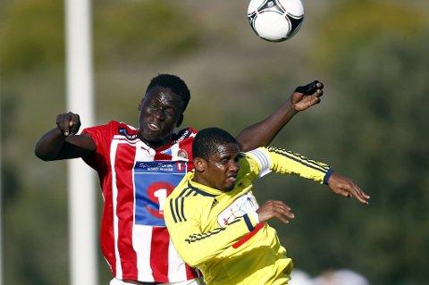 Kara, her i duell med Samuel Eto'o, reiste hjem til Senegal.