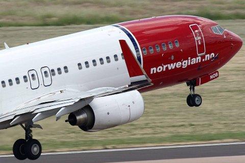 Trusselen ble ringt inn like før flyet skulle lette, og passasjerene måtte forlate flyet.