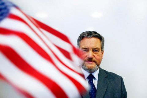 Professor Ole O. Moen skal holde foredrag om emigrasjonen til Amerika under trebåtfestivalen.