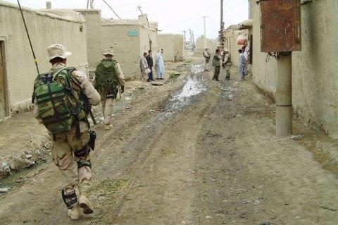 Norge skal ut av Faryab-provinsen i Afghanistan i løpet av høsten. Arkivfoto.