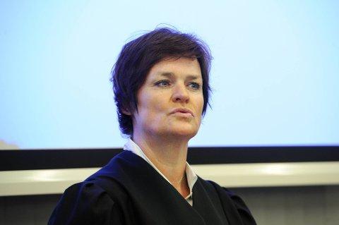 Mette Yvonne Larsen spurte Anders Behring Breivik om ofrenes frykt.