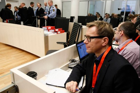 Rettspsykolog Pål Grøndahl mener Anders Behring Breivik er på grensen til å være utilregnelig.
