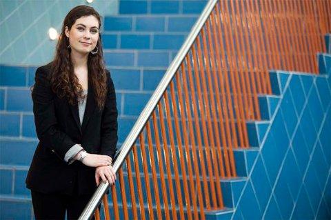 Unge Høyre i Bergen vil legalisere cannabis. Leder Madeleine Tennebekk sier de ser for seg en statlig monopolløsning hvor man må være 18 år gammel for å få kjøpe.