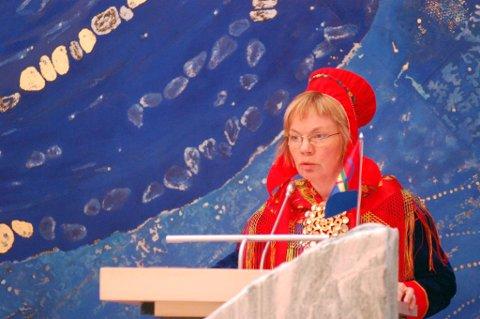 Marianne Balto.