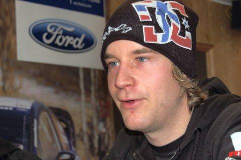 Mads Østberg tok mål av seg til en plass blant de fire beste i Rally Argentina, og ser ut til å innfri den ambisjonen.
