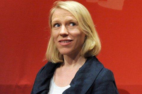 Lulturminister Anniken Huitfeldt (Ap).