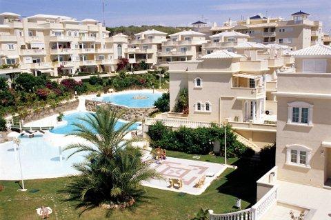 """""""Hyttegrend"""": Aldri har så mange nordmenn handlet boliger i Spania som i år."""