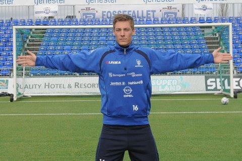 Magnar Ødegaard håper at laget gjenreise Fort Sarpsborg i dagens oppgjør mot Ranheim på Stadion.