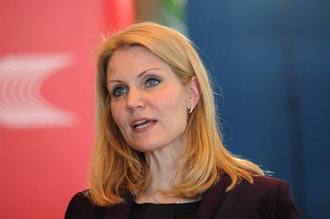 Helle Thorning-Schmidt vil ikke boikotte fotball-EM.