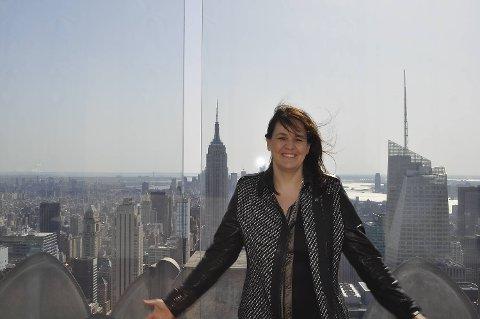 STORE OPPLEVELSER: Det som er vårt håndverk er å tilrettelegge for de uforglemmelige detaljene, sier Lampe og trekker frem New York som et favorittreisemål.