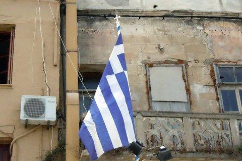 Den politiske situasjonen i Hellas er kaotisk.