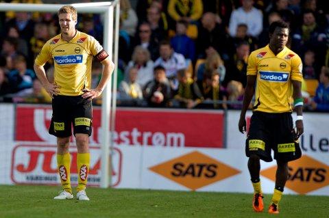 TAPTE: I fjor tapte LSK mot Molde 16. mai.